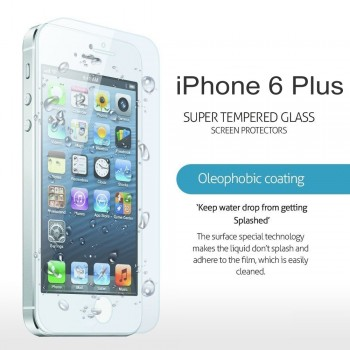 100% Genuine Screen Protector Tempered Glass Film Apple iPhone 6 Plus